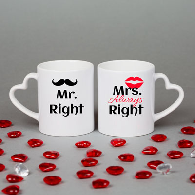 valentines day photo mug
