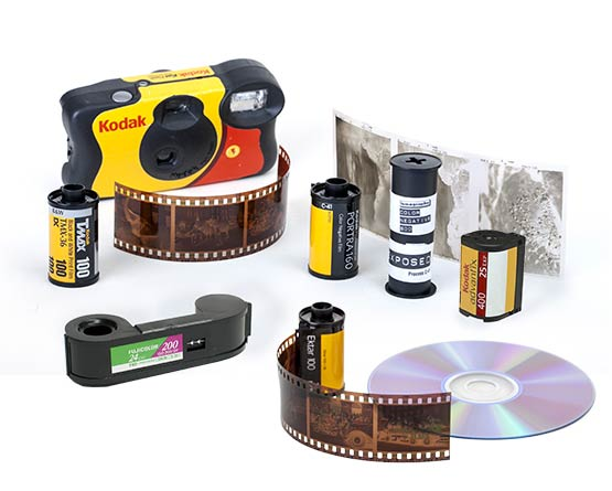 Printpoint - Film Developing - Develop film by mail