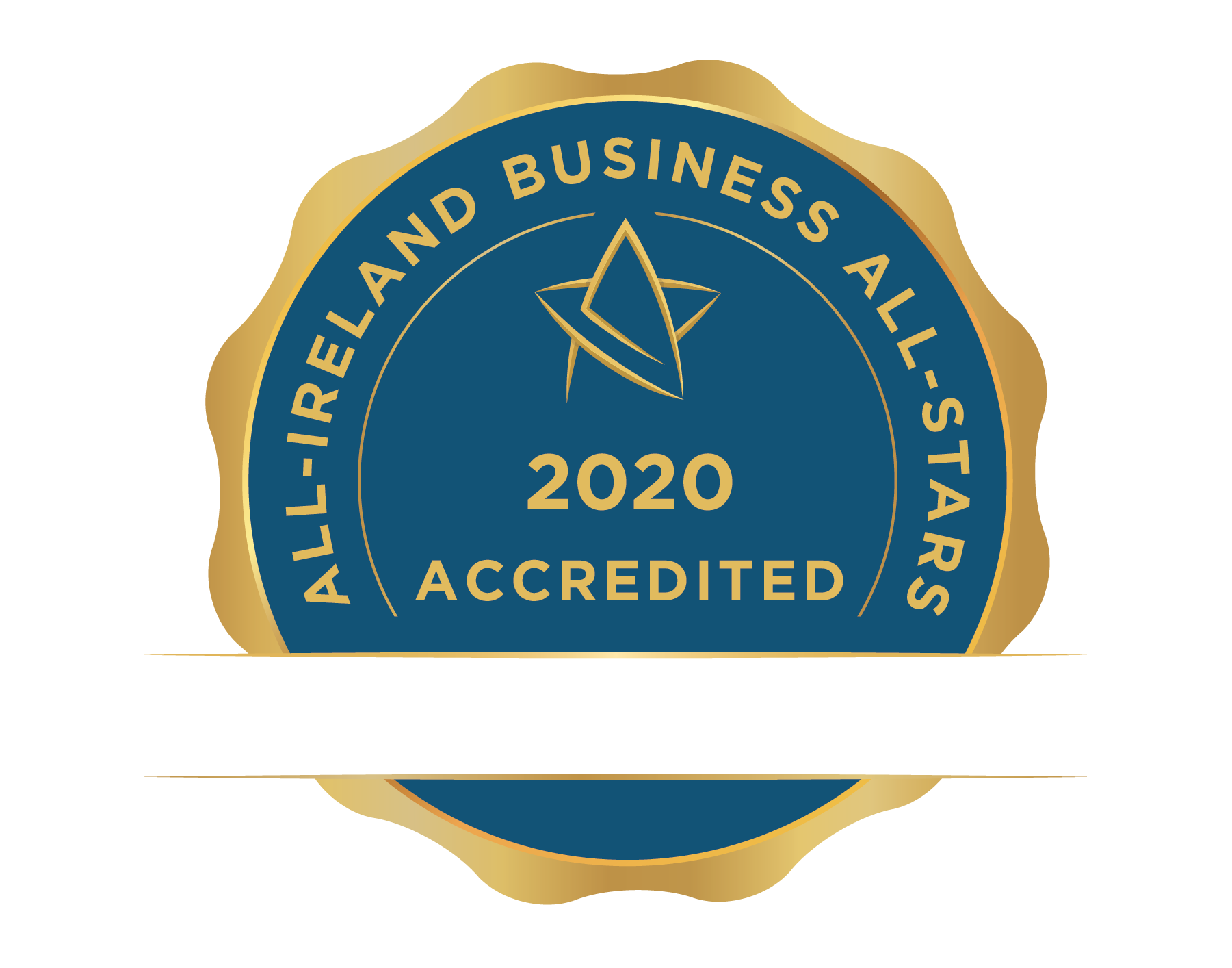 all stars Accredited seal