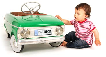 number plate for kids