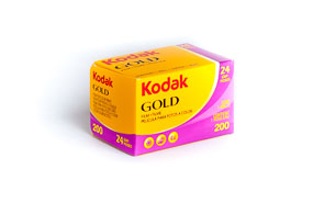 Kodak Gold 35mm 200 Films