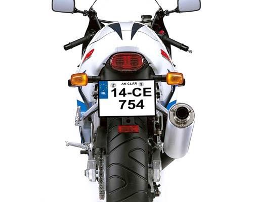 how to get bike registration number
