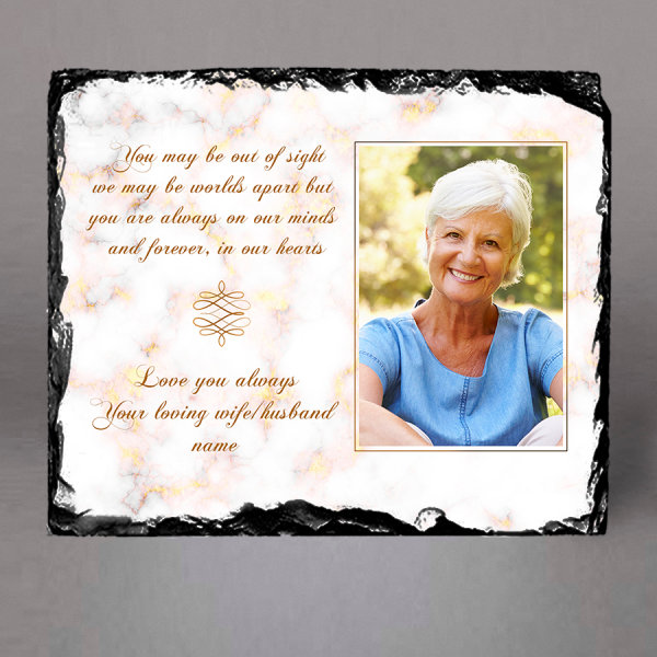 Personalised grave ornaments&memorial gifts Ireland