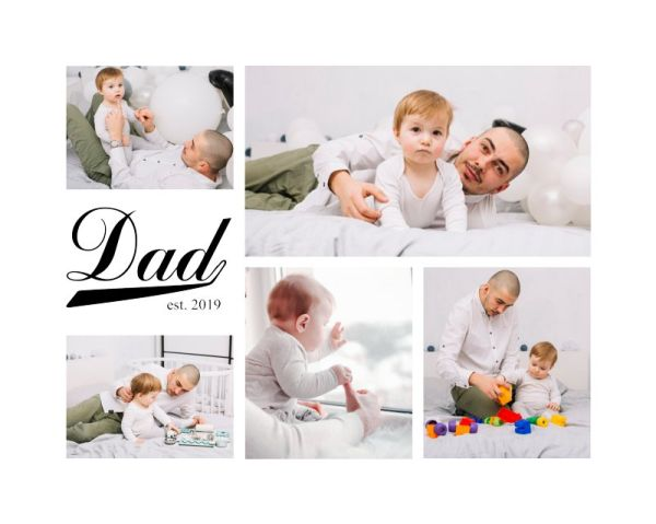 Template Father 4 4-5 6pics