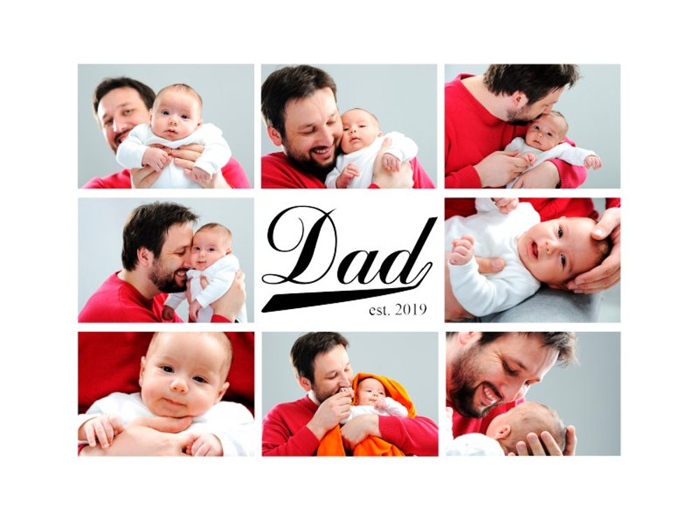 Template Father 2 3-4 8pics.psd