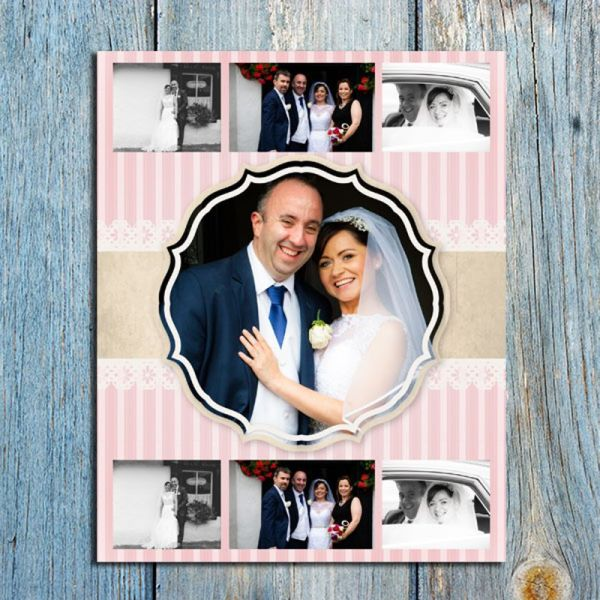8x10 Wedding collage 10