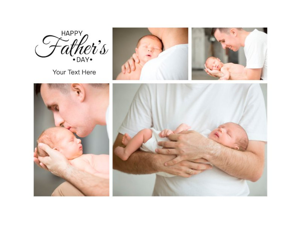Template Father 3 3-4 4pics.psd