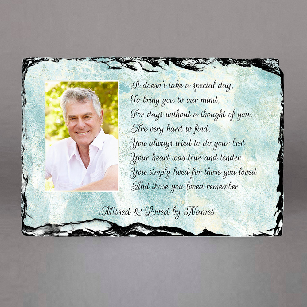 Memorial plaque-Template 8x6-60.psd