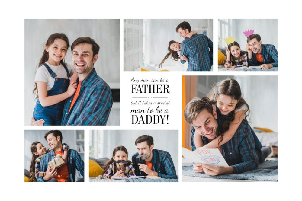 Template father 5 2-3 6pics.psd