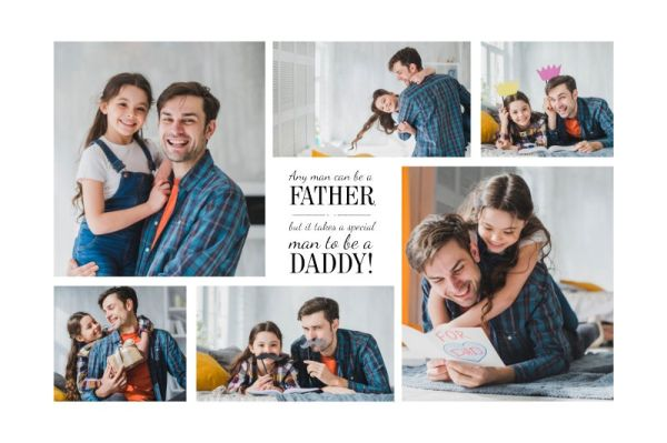 Template father 5 2-3 6pics