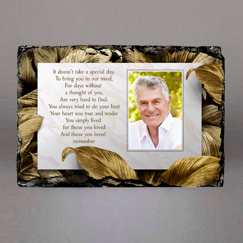 Memorial plaque-Template 8x6-62.psd