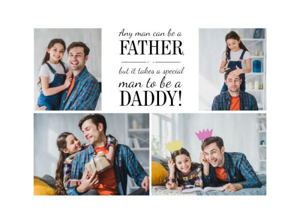 Template Father 9 3-4 4pics