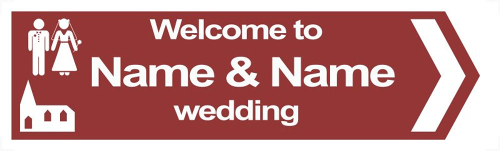 wedding-road-sign-brown-right-2.psd