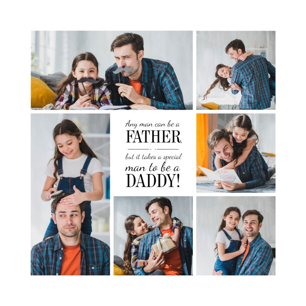 Template father 4 1-1 6pics.psd