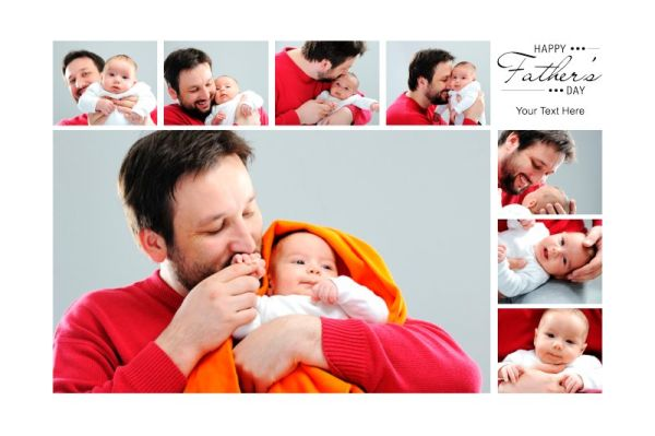 Template father 6 2-3 8pics